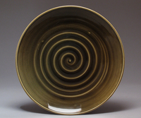 Mark Zammuto - Olive Green Serving Platter