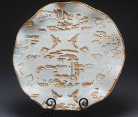 Agnete Cohen - Decorative Plate